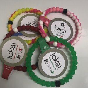 For extra large Lokai bracelets